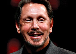 Magnate: Larry Ellison