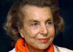 Magnate: Liliane Bettencourt